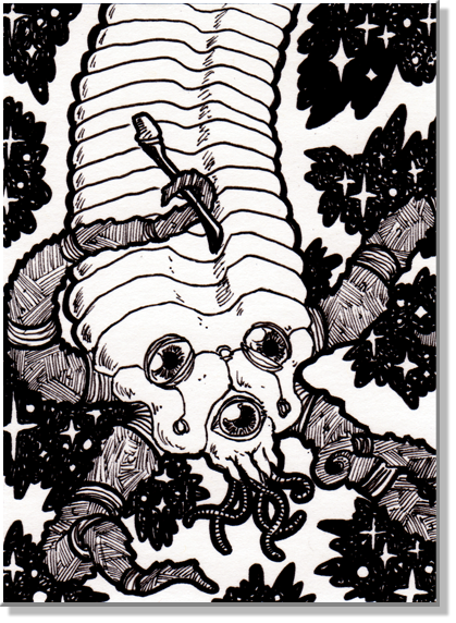 Monster Card: Ur-Quan Kzer-Za