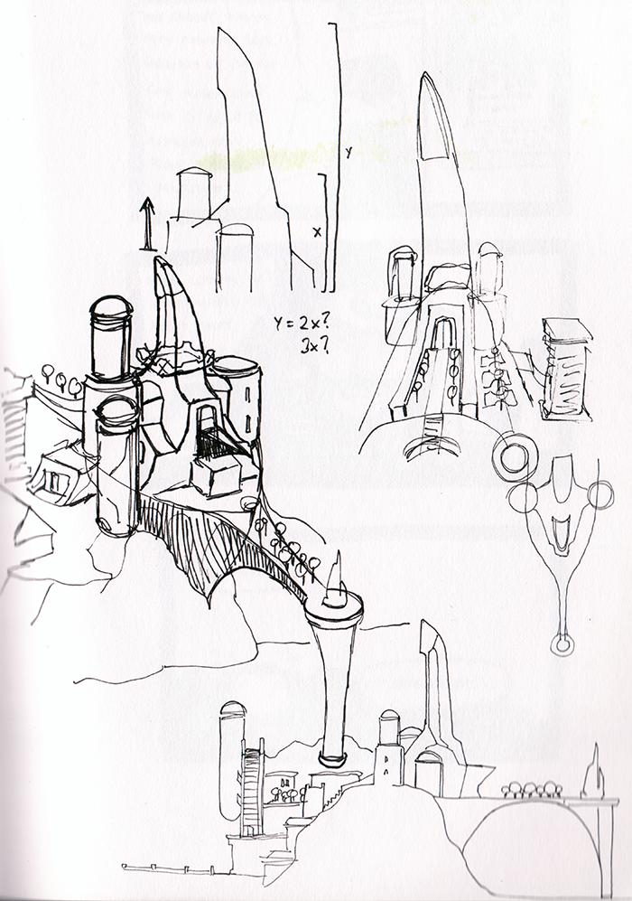 Doodle: Minecraft Plans