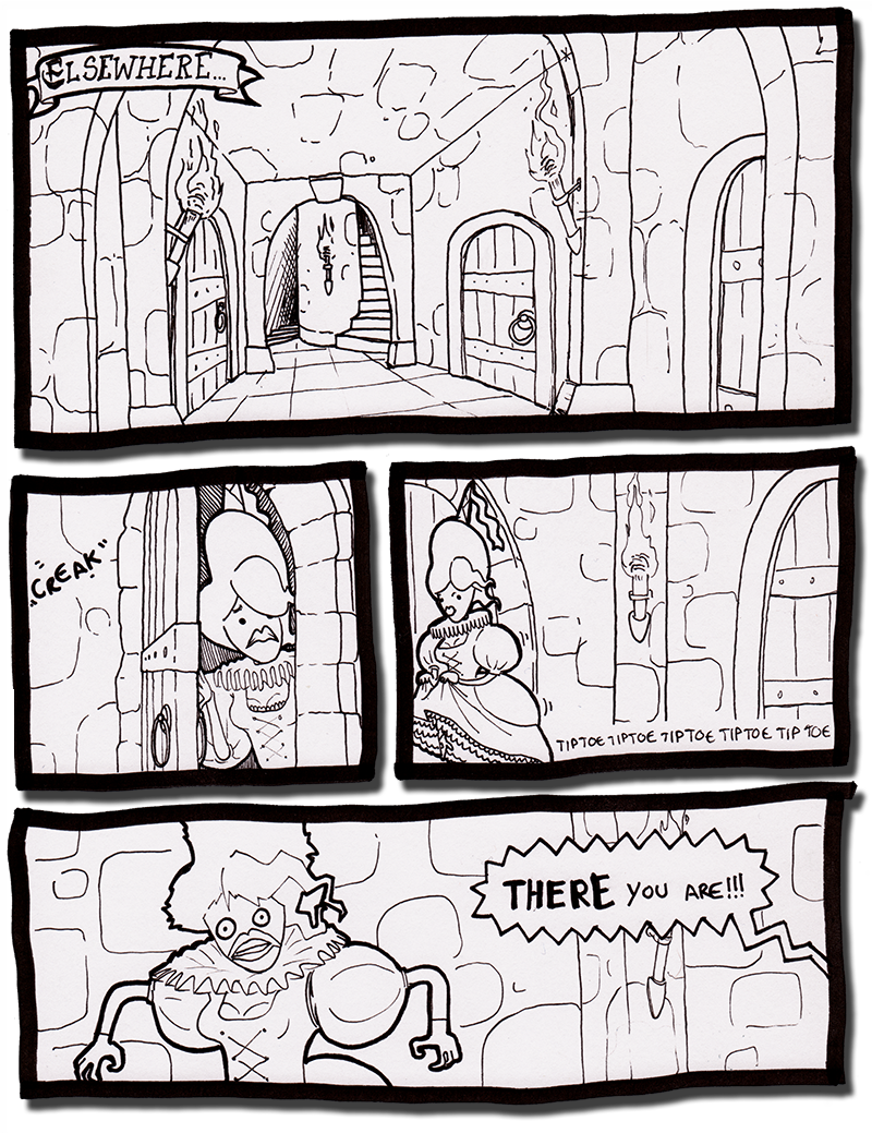 Ye Olde Problems: Page 1